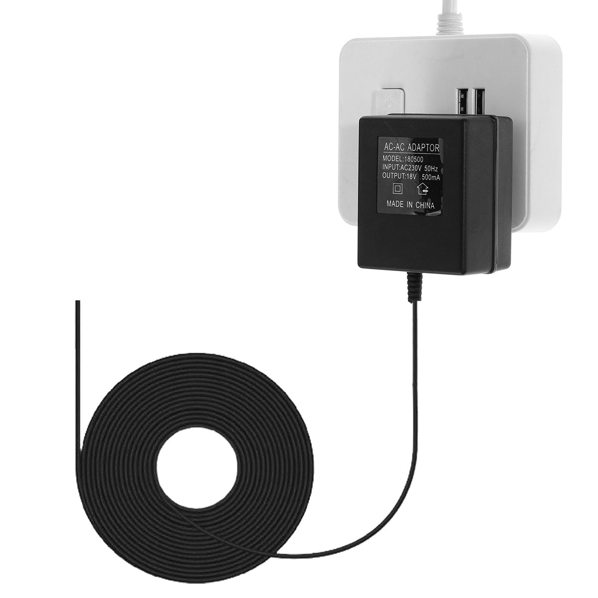 Power Supply Adapter For Ring Video Doorbell Pro For Ring Video Doorbell For Ring Video Doorbell For Nest Hello 5M Cable