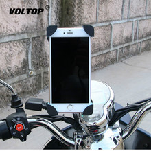 Mobile phone holder GPS Stand Car Accessories Universal Motorcycle bicycle Bike Navigation Bracket