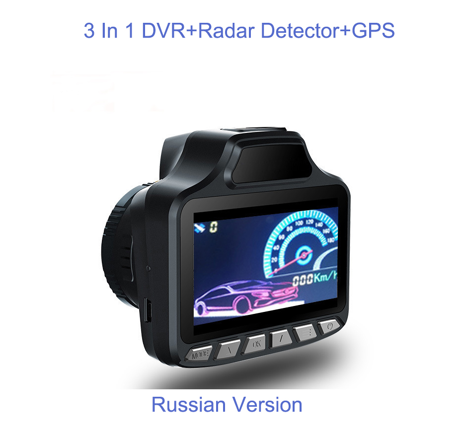 <font><b>3</b></font> <font><b>IN</b></font> <font><b>1</b></font> Police Speed Anti <font><b>Radar</b></font> <font><b>Detector</b></font> For Russia <font><b>GPS</b></font> Laser <font><b>Car</b></font> <font><b>Detector</b></font> <font><b>DVR</b></font> Cam Alarm System <font><b>Radar</b></font> Camera Vehicle Safe image