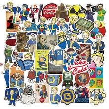 50 шт игровые наклейки homegaga d3363 настенные декоративные