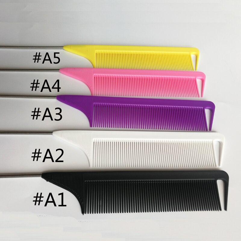 fino metal cauda pino de cabeleireiro cauda 02