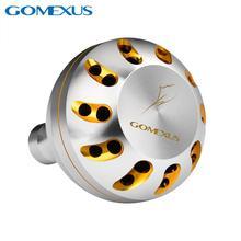Gomexus güç düğmesi için Shimano Stella SW makara kolu kavrama B 45mm Metal yuvarlak krank topuzu