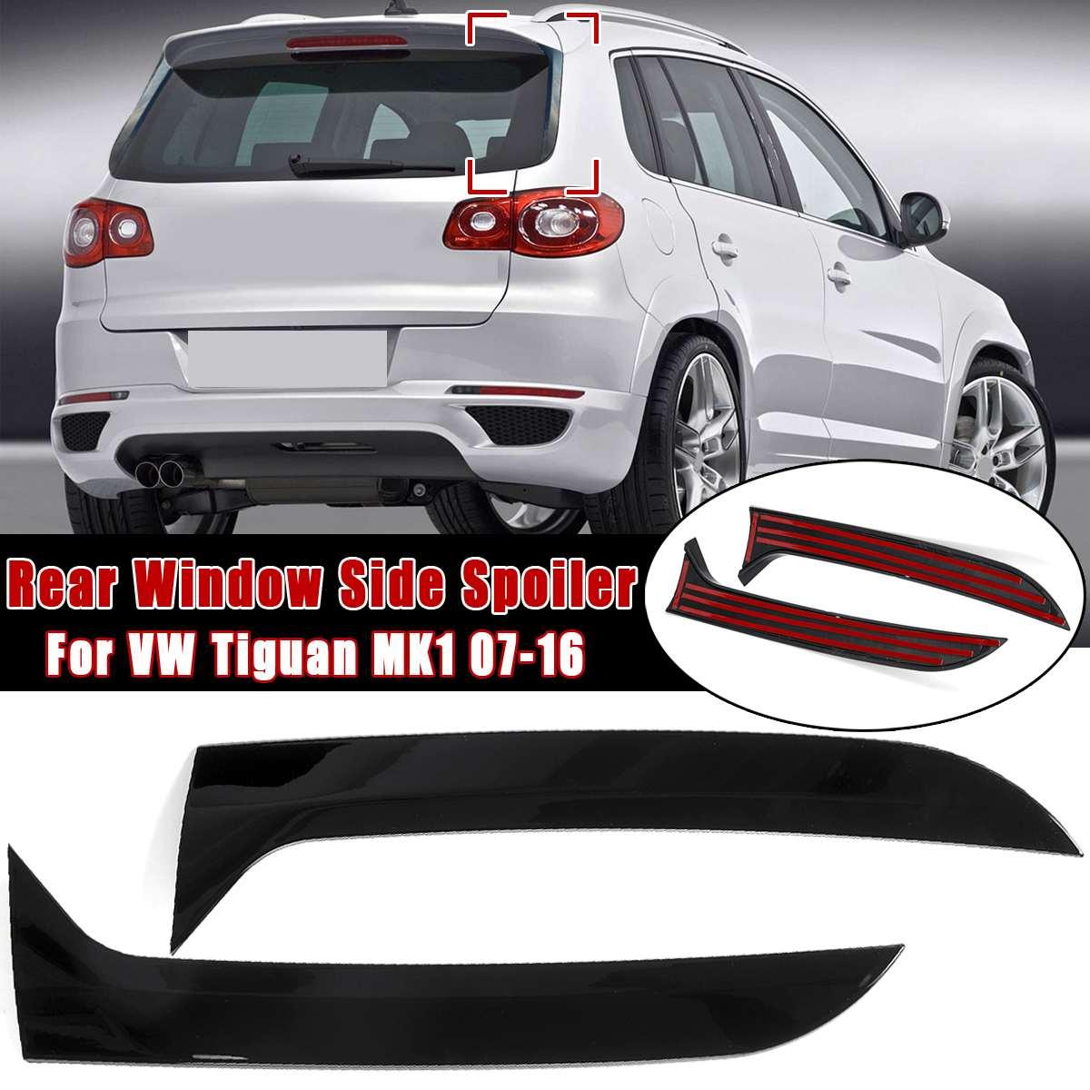 Volkswagen Tiguan 2008 2009 2010 2011 Rear Bumper Spoiler