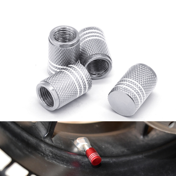 Motorcycle Tire Valve Dustproof Cap Aluminum Tyre Rim Air Port Cover For Moto Guzzi BREVA 750 1100 GRISO MGX21 GT8V NORGE 1200 image