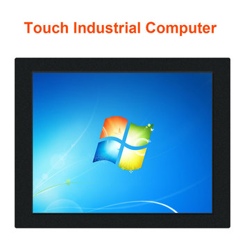 Factory Direct Sale 12.1 Inch Widescreen J1900 Industrial Panel Pc