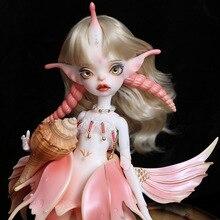 Shuga Fairy Uzoi ตุ๊กตา BJD 1/4 Boys คุณภาพสูงของเล่นเรซิ่นตัวเลขของขวัญเด็กหญิง