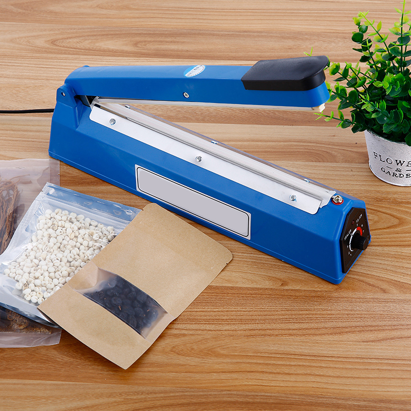 Portable Sealer Sealing-Machine Packet Storage Plastic-Bag Home-Gadgets Food Handy Snack