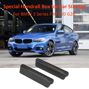 3 Series Car Seat AC Heat Floor Air Conditioner Duct Vent Outlet Grille Cover For BMW 3 Series F30 F31 G20 G28 Car Accessories image