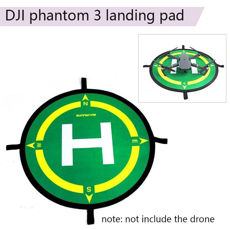 Cheap Price for  50cm Portable Parking Landing Padfor DJI Phantom 3 4 Mavic 2 Pro Zoom Air Spark Mavic Mini Fast-fol