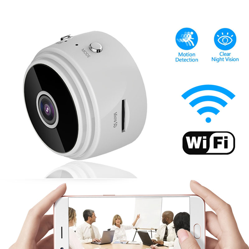 1080P HD Mini WIFI Camera Wireless Home Security Dvr P2P Night Vision Motion Detect Mini Camcorder Loop Video Recorder