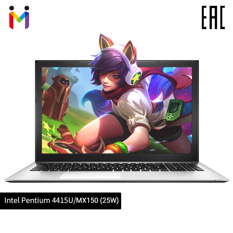 "Laptop MAIBENBEN XiaoMai 5 Pro 15.6"" FHD /Intel 4415U/4ГБ/128ГБ SSD/MX150/DOS"