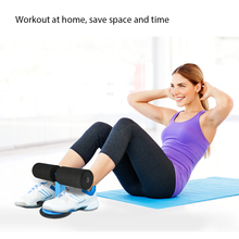 TOMSHOO Sit Up Bars Stand Abdominal Core Total Crunch Fitness Equipment Home Gym Assist Bar Stand Stay at Home Exercise