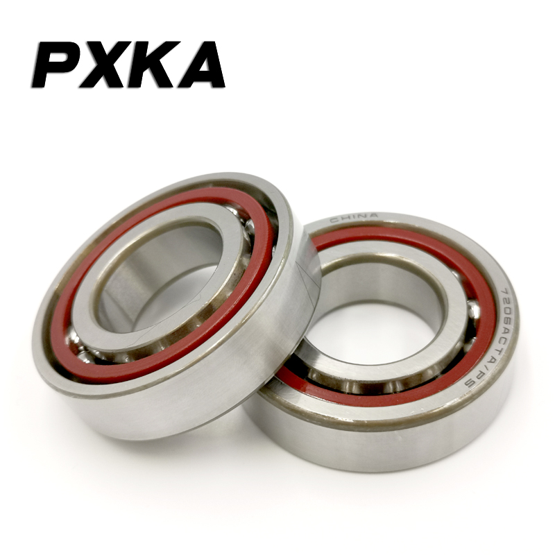 Precision Machine Tool Mating Angular Contact Ball Bearings 7200 7201 7202 7203 7204 7205 7206 7207 7208 C AC B DB DF DT P4 P5