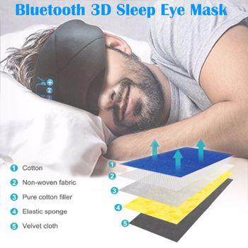 Detach washable bluetooth 5.0 eye