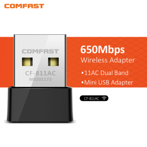 650Mbs USB Wireless 2.4G&5G Wi