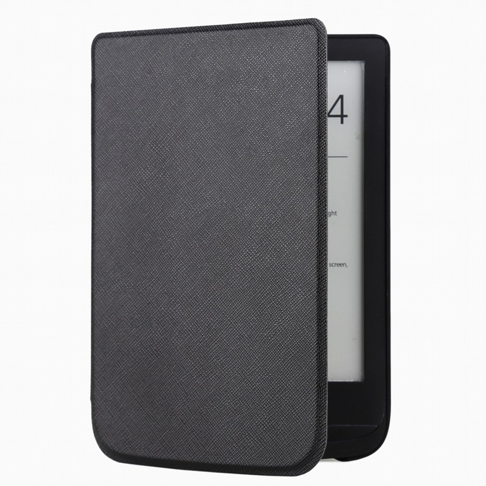 Slim Leather Cover Case for <font><b>Pocketbook</b></font> 632 Touch Lux 4 <font><b>627</b></font> HD3 632 Basic2 616 Ereader +<font><b>screen</b></font> Film Free Shipping image