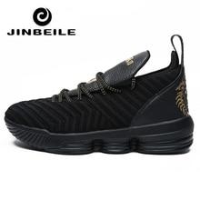 Low Cut Fly Weave Basketball Shoes Sneakers Homme Breathable Basket De Luce Chausure Ky rie Jordan Retro 4 Sport Shoe 2019