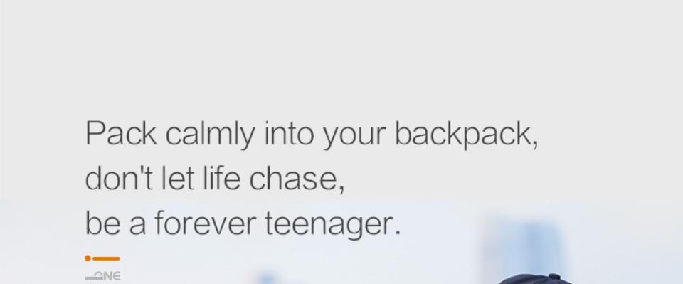 Forever Teenager