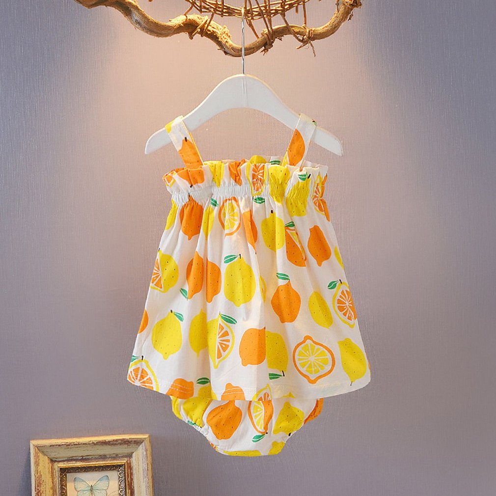 Clearance Summer Baby Girl Rompers Newborn Baby Clothes Toddler Romper Jumpsuit Casual Skirt