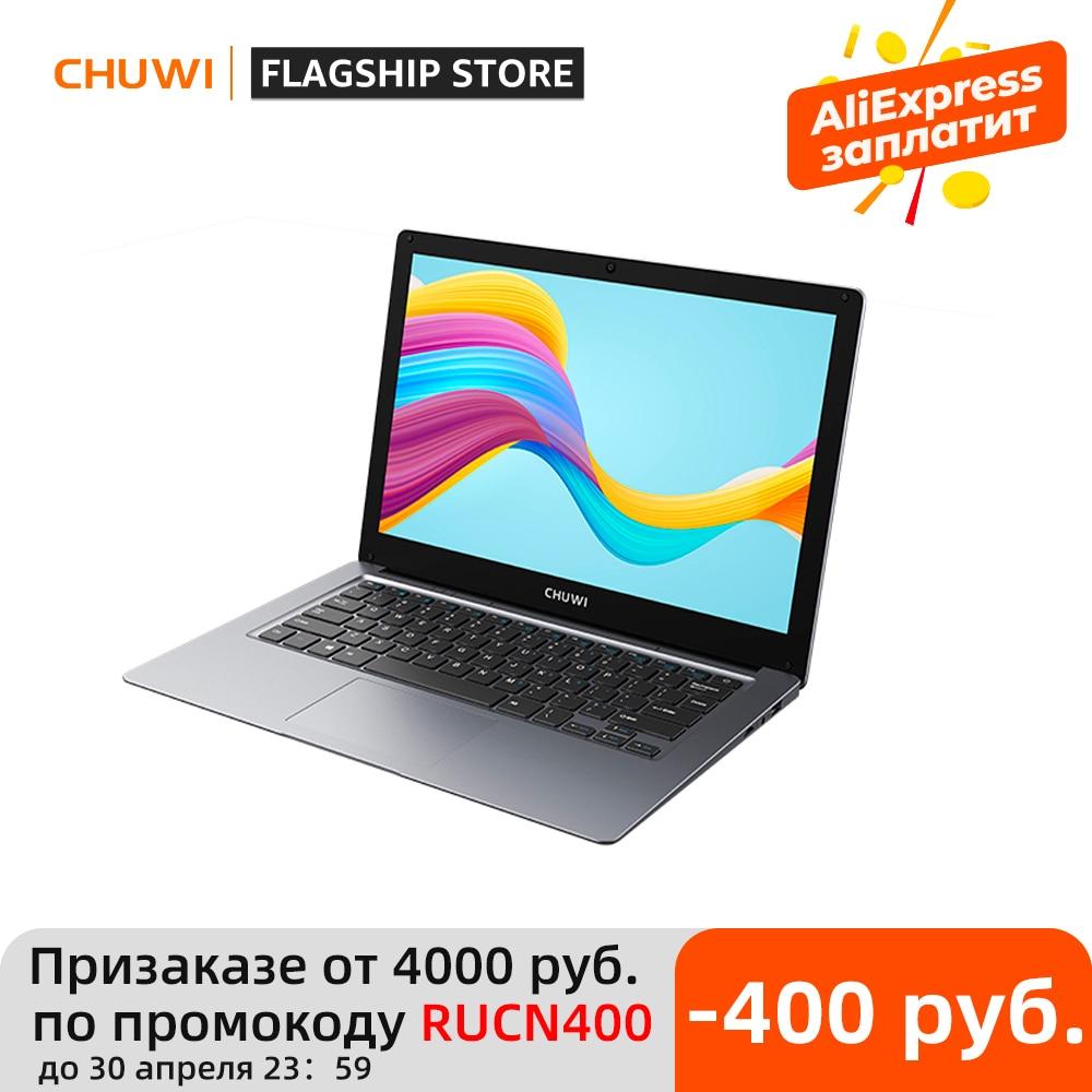 CHUWI HeroBook Pro+ 13.3 inch 3k screen Laptop Intel Celeron J3455 Quad Core 8GB RAM 128G ROM Windows 10 system computer BT5.0