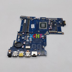 Image 5 - Pour Ordinateur Portable HP 15 15Z 15 BA 15Z BA000 Série 854957 601 854957 001 BDL51 LA D713P UMA A10 9600P Carte Mère Dordinateur Portable Testé