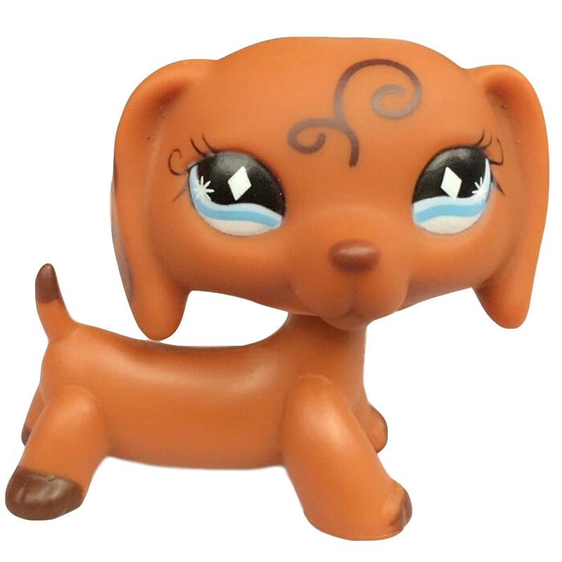 Pet Shop Lps Toys Rare Standing Short Hair Cat #5 #391 Little Dog Dachshund Crocker Spaniel Collie Great Dane Old Collection