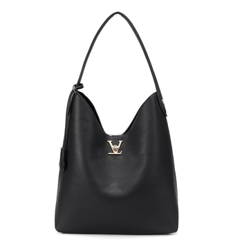 Shoulder Bags for Women 2020 Leather Casual Large Big Capacity Hobo Bucket bag Solid Color Hand Handbags Armpit zafille summer dress girl short sleeve baby girl clothes dot printed girls dress toddler infant baby clothing kids cute dresses