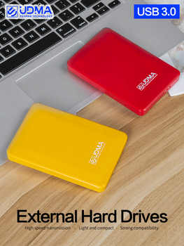 UDMA usb 3.0 external hard disk drive 2TB 500G disco duro externo 1Tb HDD usb original storage device cute usb flash drive 120Gb