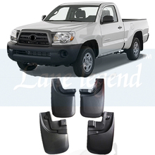 цена на Car Mudflap for Toyota Tacoma 2005~2015 Fender Mud Guard Splash Flaps Mudguards Accessories 2006 2007 2008 2009 2010 2011 2012