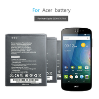 BAT E10 Mobile Phone Battery For Acer Liquid Z530 LTE T02 Z530S BAT E10 BAT E10 (1ICP4/58/71) ICP9375870L1 2420mAh|Mobile Phone Batteries| |  -