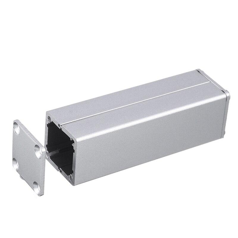 25x25x80mm Small Aluminum Enclosure Case Electronic DIY Instrument Box PCB Enclosure Cover Accessory