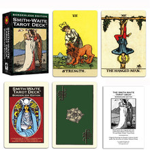 2019 Full English Radiant Rider Wait Tarot Cards High Quality Smith Deck Board Game