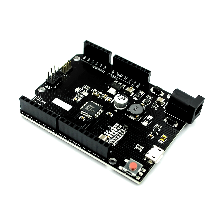 SAMD21 M0. 32-bit ARM Cortex M0 Core. Compatible For Arduino Zero,
