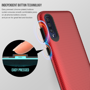 Image 4 - TOIKO X Guard 2 in 1 Shockproof Protection Cases for Samsung Galaxy A50 A30s A50s Phone Shell PC TPU Bumper Hybrid Back Covers