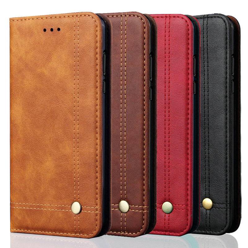 Retro Leather for <font><b>Huawei</b></font> <font><b>P</b></font> <font><b>Smart</b></font> Z Case Funda <font><b>Huawei</b></font> <font><b>P</b></font> <font><b>Smart</b></font> <font><b>2019</b></font> Case Flip Cover <font><b>Huawei</b></font> <font><b>P</b></font> <font><b>Smart</b></font> Pro <font><b>2019</b></font> Case Z <font><b>Smart</b></font> 2020 image