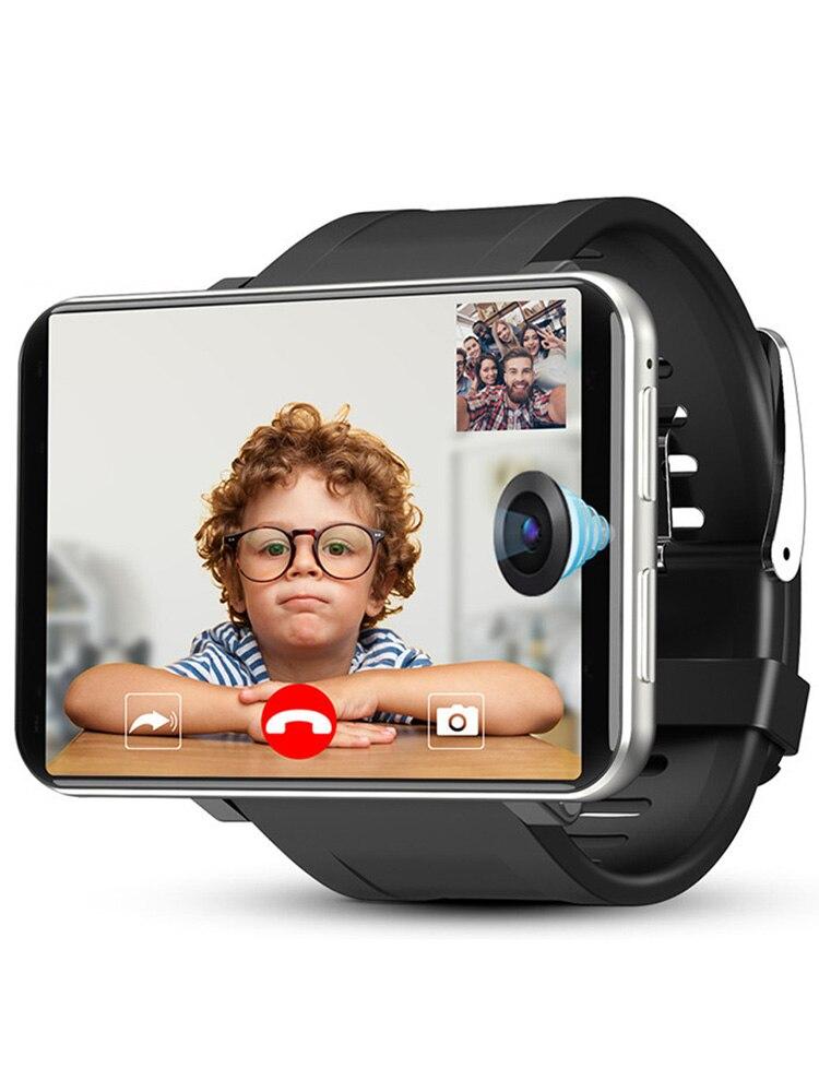 Smart-Watch Phone Bluetooth DM99 I5-Plus Android AEKU Dm100 4g Men 5MP MT6739 2700mah