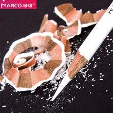 Марко черный/белый/коричневый уголь хайлайтер эскиз карандаш для рисования комплект, принадлежности для живописи профессиональные инструменты для рисования