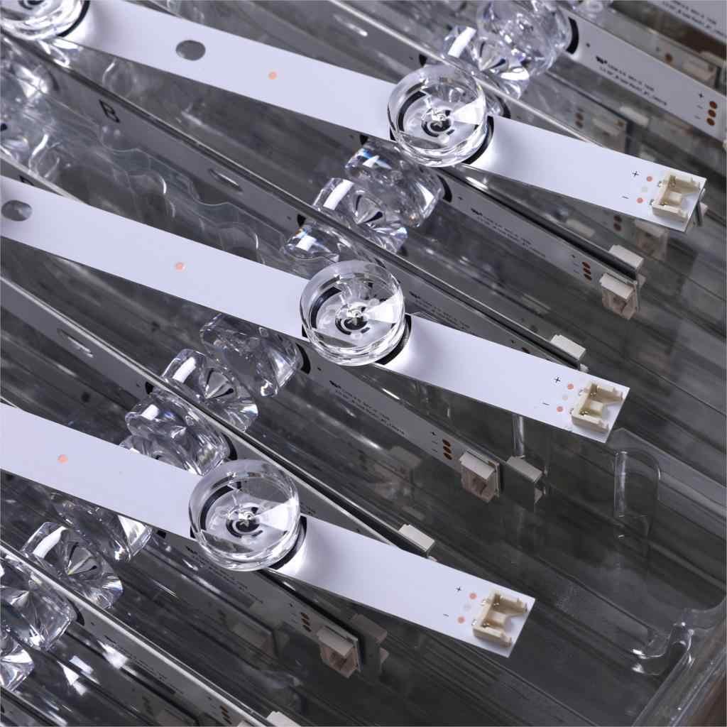 "59cm LED תאורה אחורית 6 נוריות עבור LG innotek drt 3.0 32 ""_ A/B 6916l-1974A 6916L-1975A 6916L-2223A 6916L-2224A UOT 32LB561v"