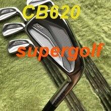 2020 yeni golf ütüler CB620 ütüler dövme seti (3 4 5 6 7 8 9 P) proje X6.0 çelik mil 8 adet 620CB golf kulüpleri