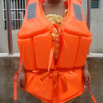Professional life jacket swimwear polyester life vest colete salva-vidas for water sports swimming drifting surfing #734