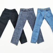 High Quality 1/6 Doll Clothes Jeans Pants For Ken Doll Trousers For Barbie's Boyfriend Ken Prince Male Doll Casual Wear Gifts