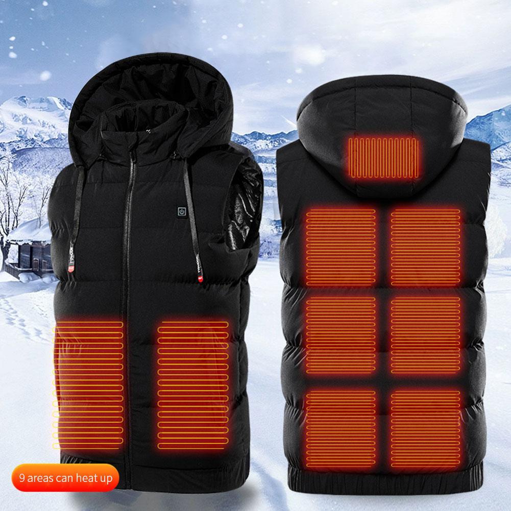 Rechargeable Heating Vest