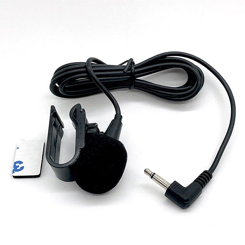 Автомобильный GPS-навигатор, микрофон со всенаправленным внешним усилителем, 2,5 мм, 3,5 мм, 150 см