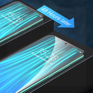 Image 3 - 2pcs Screen Protector Hydrogel Film Für Xiaomi Redmi hinweis 7 8 9 5 10 pro Schutz Film Auf Redmi 9 9A hinweis 9S 9 4X 7A Nicht Glas