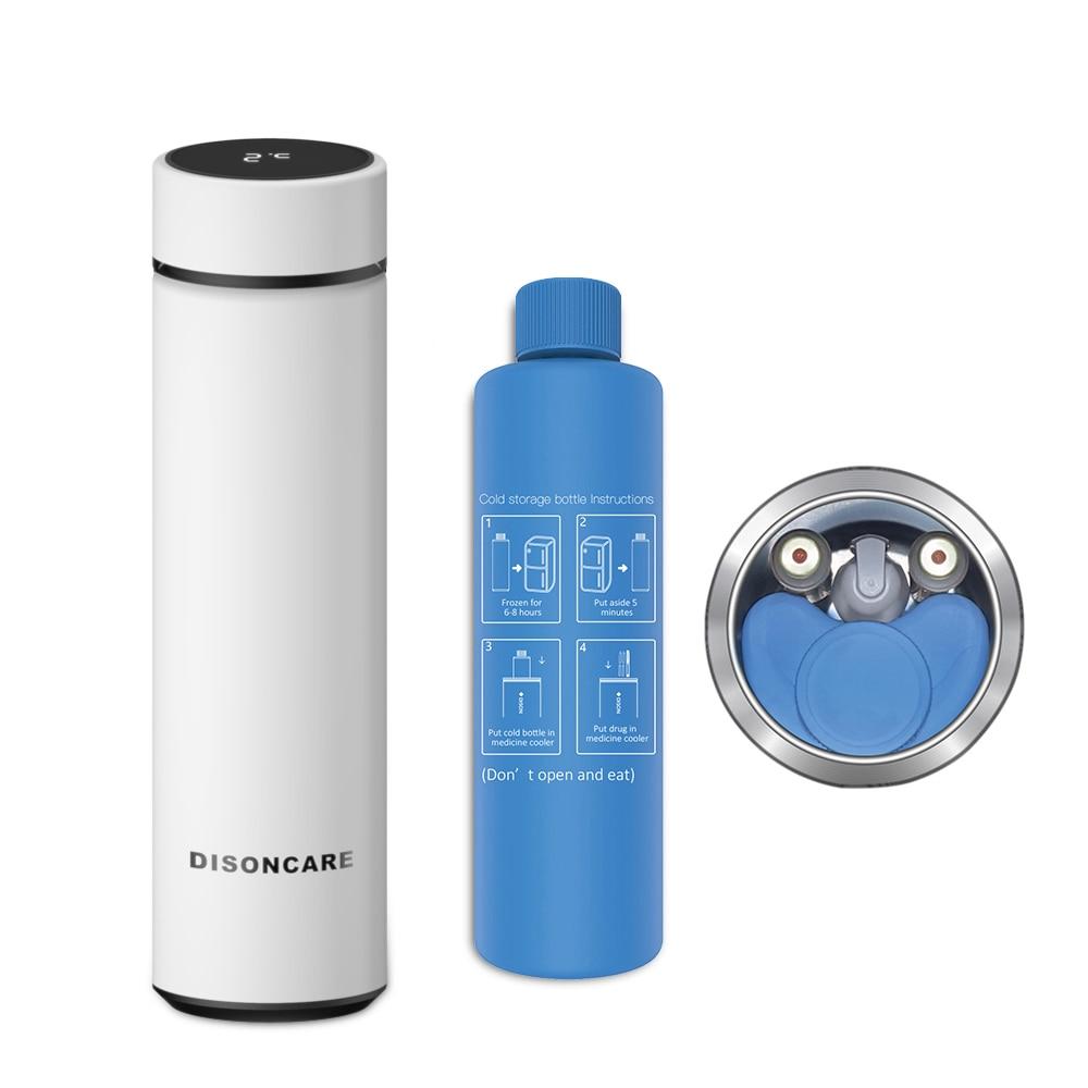 High Quality Fridge Cooler Cooler Smart Display Storage Case Refrigerator