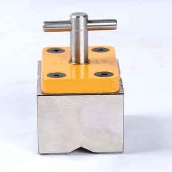 MWC1-90 Strong On/Off Square Welding Magnet Switchable Powerful Magnetic Clamp