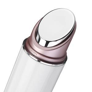 Image 5 - تردد LED فوتون الوجه تجديد الجلد مزيل التجاعيد رئيس مزدوج RF & EMS راديو ميزوثيرابي قلم تجميل الوجه