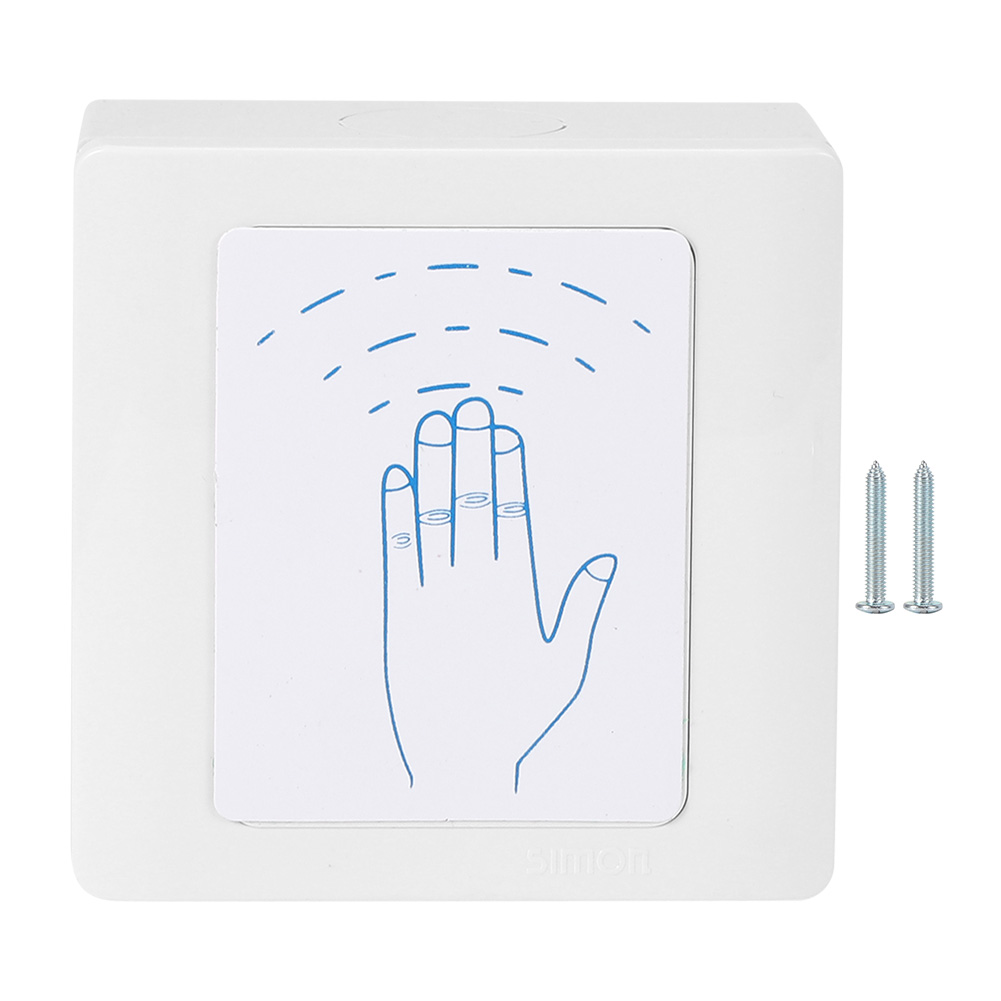 Hand Sensor Switch Touchless Palm Induction Wave To Open For Automatic Door