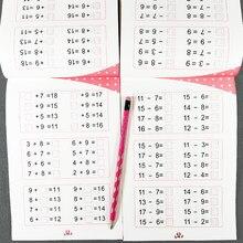 2 livros recolher dez métodos emprestar dez métodos livro dentro de 20 exercícios de matemática de adição e subtração libros livres libro