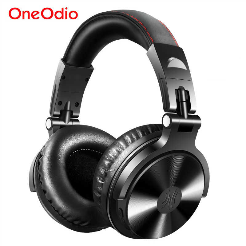 Oneodio Bluetooth 5 0 Headphone Foldable Over Ear Stereo Wireless Headset Studio Headphones With Microphone For Phone Computer Aliexpress